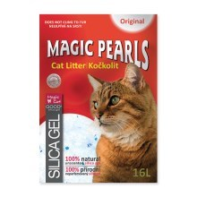 Kočkolit Magic Pearls Original 16 l