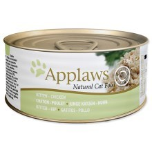 Konzerva Applaws Kitten Chicken 70 g