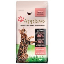 Applaws Cat Adult Chicken & Salmon 2 kg