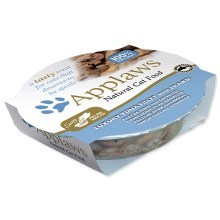 Applaws Cat Luxury Tuna Fillet with Prawn 60 g