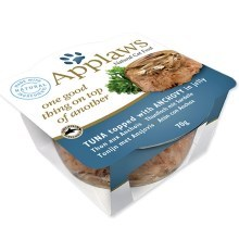 Applaws Cat Tuna with Anchovy Layer 70 g