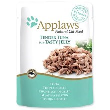 Kapsička Applaws cat pouch tuna wholemeat in jelly 70 g