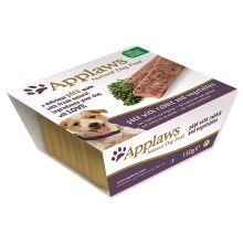 Paštika Applaws Dog Pate with Rabbit & Vegetables 150g