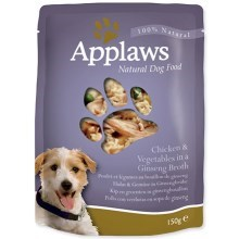 Kapsička Applaws Dog Chicken and Mixed Veg Pouch 150 g