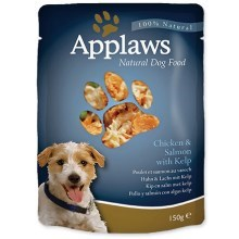 Kapsička Applaws Dog Chicken & Salmon - Veg Pouch 150g