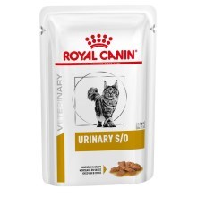 Royal Canin VD Feline Urinary S/O Chicken Gravy 12 x 85 g