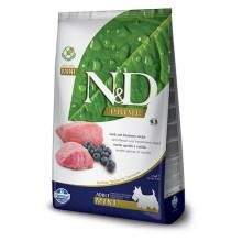 N&D Prime Dog Adult Mini Lamb & Blueberry 2,5 kg