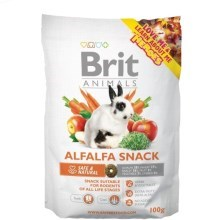 Brit Animals Alfalfa Snack for Rodents 100 g
