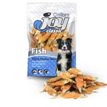 Calibra Joy Dog Classic Fish & Chicken Slice 80 g