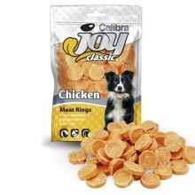 Calibra Joy Dog Classic Chicken Rings 80 g