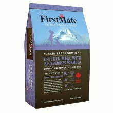 FirstMate Chicken With Blueberries Cat 4,54 kg
