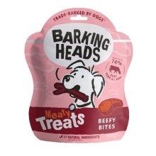 Barking Heads Meaty Treats Beefy Bites 100 g