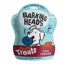 Barking Heads Meaty Treats Fish Francies 100 g
