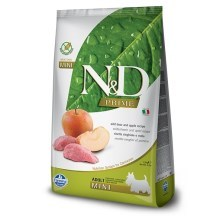 N&D Prime Dog Adult Mini Boar & Apple 800 g