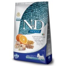 N&D Ocean Dog Adult Mini Codfish & Orange 800 g