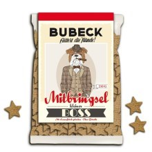 Bubeck psí suchary Hipster Edition 210 g