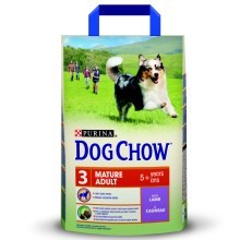 Purina Dog Chow Adult jehněčí 2,5 kg