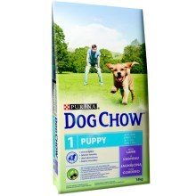 Purina Dog Chow Puppy Lamb 14 kg