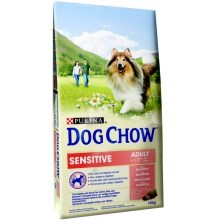 Purina Dog Chow Sensitive Salmon & Rice 14 kg