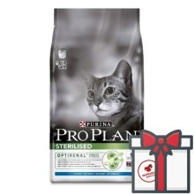 Pro Plan Cat Sterilised Rabbit OptiRenal 3 kg