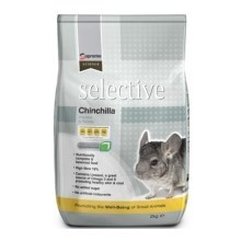 Supreme Science Selective Chinchilla - činčila 1,5 kg