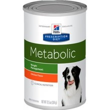 Hill's PD Canine Metabolic konzerva 370 g