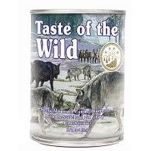 Taste of the Wild Sierra Mountain konzerva 375 g