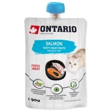 Ontario Cat Fresh Meat Paste Salmon 90 g