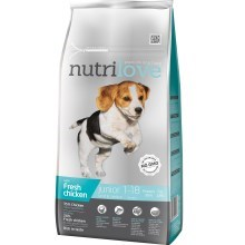 Nutrilove Dog Junior S&M Fresh Chicken 1,6 kg