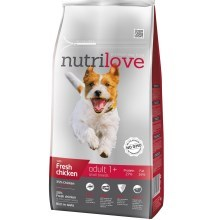 Nutrilove Dog Adult S Fresh Chicken 1,6 kg