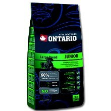 Ontario Junior large Breed 13 kg