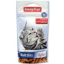 Pochoutka Beaphar Malt bits light (35 g)