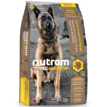 Nutram (t26) Total Grain Free Lamb, Legumes Dog 13,60 kg