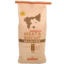 Magnusson Meat & Biscuit Grain Free 14 kg