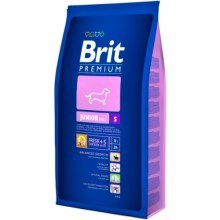 Brit Premium Dog Junior S 3 kg