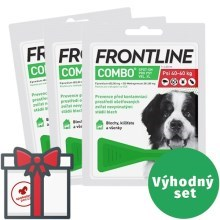 Frontline Combo spot-on pro psy XL SET 3x 4,02 ml