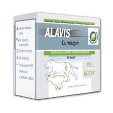 Alavis Curenzym Enzymoterapie 80 tablet