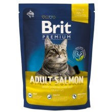 Brit Premium Cat Adult Salmon 300 g
