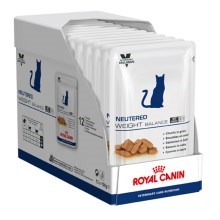 Royal Canin VD Feline Weight Balance 12 x 100 g