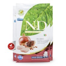 N&D Grain Free Dog Puppy Large Chicken&Pomegranate 2,5 kg