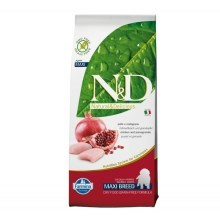 N&D Grain Free Dog Puppy Large Chicken&Pomegranate 12 kg