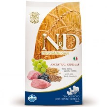 N&D Low Grain Dog Adult Lamb&Blueberry 12 kg