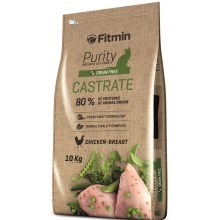 Fitmin Cat Purity Castrate 400 g