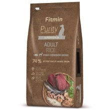 Fitmin Dog Purity Rice Adult Fish & Venison 2 kg