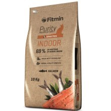 Fitmin Cat Purity Indoor 10 kg