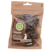 Fitmin Dog Purity Snax Nuggets Lamb 64 g