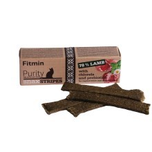 Fitmin Cat Purity Snax Stripes Lamb 35 g
