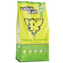 Barking Heads Proffesional Small Breed Lamb 12 kg