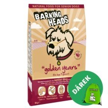 Barking Heads Golden Years 6 kg