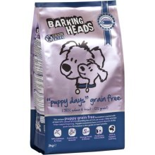 Barking Heads Puppy Days Grain Free 12 kg